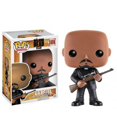 Pop Funko Gabriel - The Walking Dead