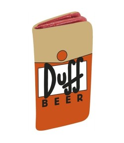 Carteira Simpsons Duff