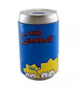 Cofre Lata The Simpsons Family