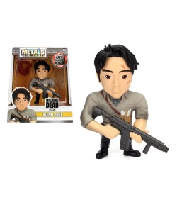 Boneco The Walking Dead – Metals Die Cast Glenn Rhee 4""